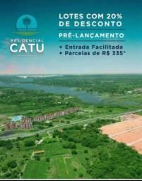 Título do anúncio: LOTEAMENTO RESIDENCIAL CATU 360 M²