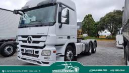 Mercedes Actros 2646, 6x4, 2012, automatico