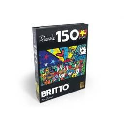 Quebra-cabeça Romero Britto 150 Peças 02716 - Grow