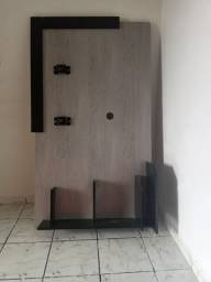 Título do anúncio: Painel para TV grande com 4 prateleiras apenas R$190,00 contato: *53