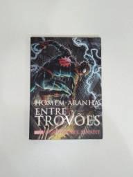 Título do anúncio: Livro Homem-Aranha entre trovões