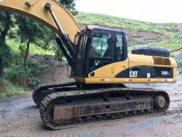 Escavadeira CAT 330D / 2010
