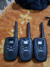 Radio Comunicador Intelbras 20Km Trio ? RC 5003<br><br>