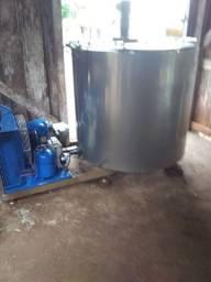 Resfriador de leite Ligia 1038 litros