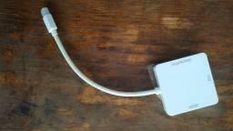 Título do anúncio: Adaptador Apple Thunderbolt HDMI 3x1