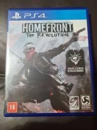 Título do anúncio: Homefront the revolution ps4