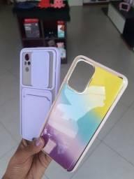 Título do anúncio: Capa para Xiaomi note 10