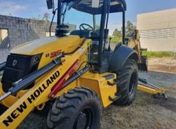 Retroescavadeira New Holland R$ 150.000