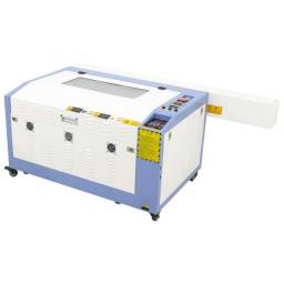 Título do anúncio: Máquina CNC Router Laser Corte e Gravação 60x40cm 60w 220v (Marcas de uso)