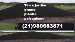 Título do anúncio: terra para grama, terra para plantio