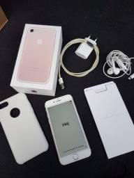Título do anúncio: Iphone 7 rosa - 32gb