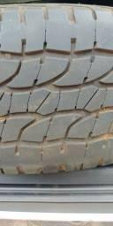 Título do anúncio: Jogo 4 pneus 265/60R18 (usados)
