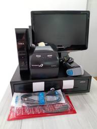 Kit completo - 5 itens - Automação Comercial Mini PC Oki Brasil D2550 1.86Hz