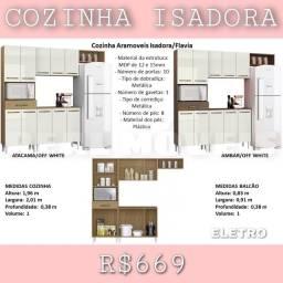 Título do anúncio: Armário de cozinha Isadora b1