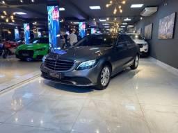 Título do anúncio: Mercedes-Benz C180 EXCLUSIVE 2019 Configuração Linda, Impecável