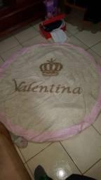 Tapete infantil Valentina