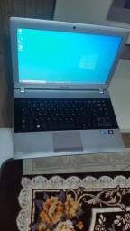 Título do anúncio: Notebook Samsung Intel core i3