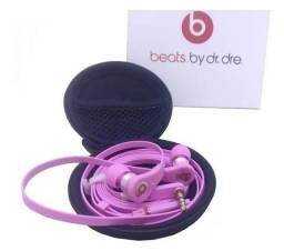 Título do anúncio: Fone de ouvido Beats monster rosa