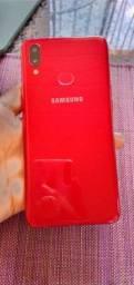Título do anúncio: Samsung Galaxy A10s em perfeito estado!