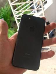Iphone 7 black 32 gb na caixa
