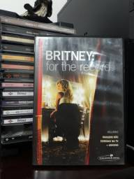 Dvd Britney : For The Record
