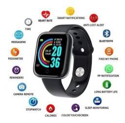 Título do anúncio: Smartwatch D20 2021