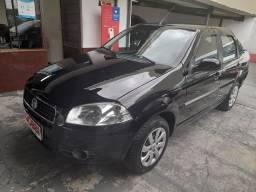 Título do anúncio: Fiat / Siena 1.4 EL 8V 2012 Preto