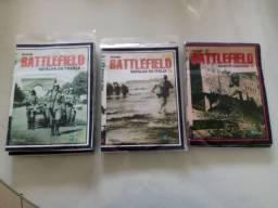 Vendo coletânea de filmes reais da segunda guerra mundial