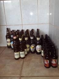 Promoção: Engradado usado e em bom estado + garrafas de cerveja. Franca/SP