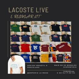 Camiseta L. live  Masculina