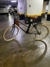 ***bicicleta Elétrica Vela 1 Preta***