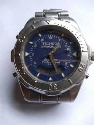 Relógio Technos Skydiver anos 80