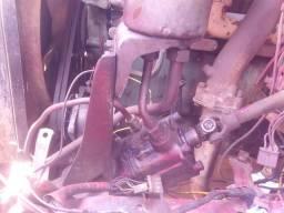 Caixa de direção e idraulica mecedes