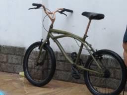 Título do anúncio: Bicicleta antiga