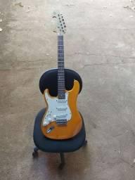 Título do anúncio: Guitarra tagima t735 special canhota