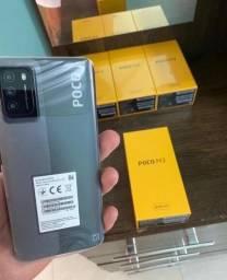 Título do anúncio: Xiaomi Poco M3 Dual SIM 64GB - Novo com Garantia.