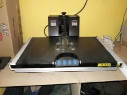 Prensa térmica, maquina de estampar 60x40cm