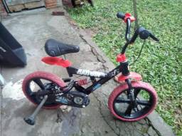 Bicicleta aro 14 Batman
