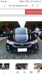 Honda city 2018/2018 super conservado - 2018