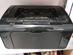 Impressora HP Laset jet P1102w