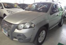 FIAT PALIO 2010/2011 1.8 MPI ADVENTURE WEEKEND 16V FLEX 4P AUTOMATIZADO - 2011