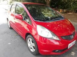 Honda fit 2010 novissimo. aceito carta. financio ate 48 x - 2010