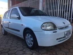 Clio 2002 R$9.900,00 - 2002
