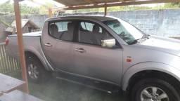 Carro top l200 triton repasse ou entrego quitada logo * 2019 pago - 2013