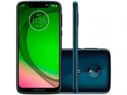 Smartphone Motorola Moto G7 Play Xt1952 Azul Indigo