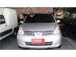 Nissan Grand livina 1.8 sl 16v flex 4p automático - 2012