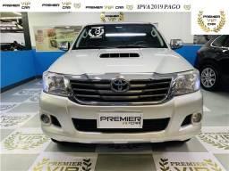 Toyota Hilux 3.0 srv 4x4 cd 16v turbo intercooler diesel 4p automático - 2013