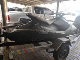 Jet Ski Sea Doo Spark 2up 900cc H.o 90hp - 2015