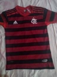 Camisa flamengo ( criança)