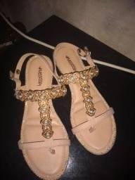 Vendo sandália da mississipi
